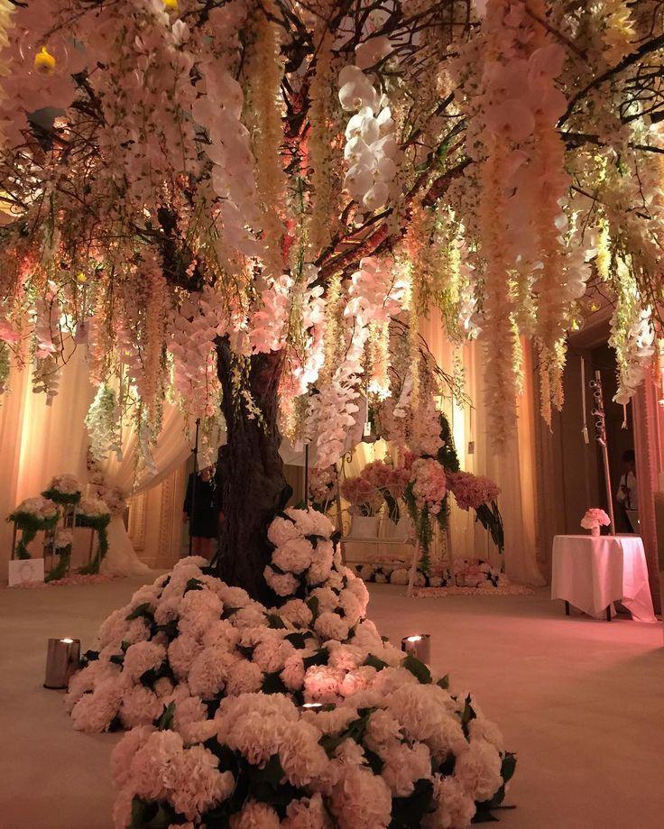 Wedding Flowers GOALS @ Jeff Leatham