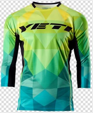 [Visit to Buy] 16 color YETI Downhill Cycling Jerseys Custom Cycling DH Downhill MTB/BMX Jerseys 2016 new color Motorcycle Motocross Clothing #Advertisement
