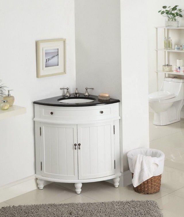 1000+ Ideas About Corner Sink Bathroom On Pinterest | Corner Bathroom  Vanity, Corner Vanity