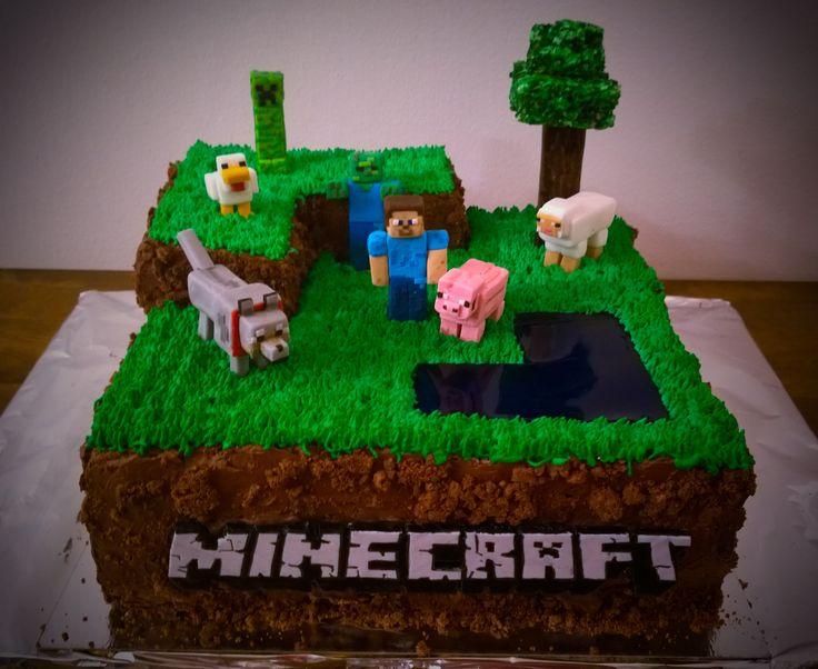 Minecraft kakku