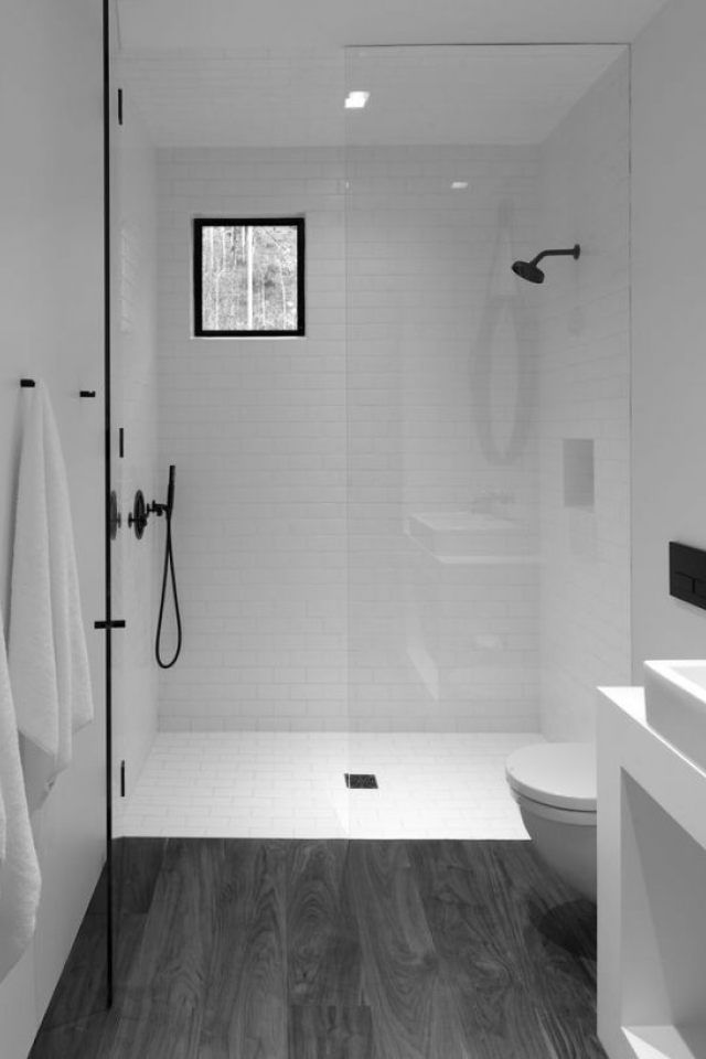 Minimalist Bathroom Ideas On Pinterest