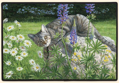 Fiona Cat Doormat