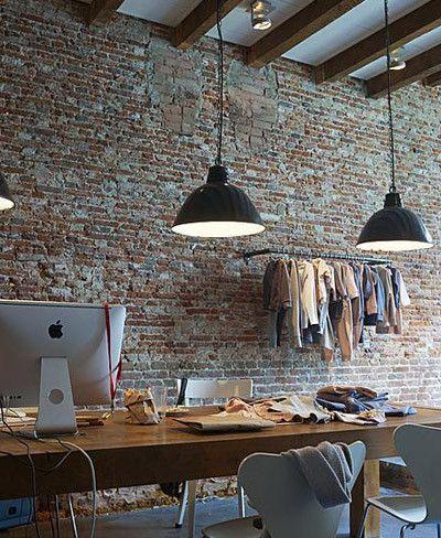 25 best ideas about casas de ladrillo visto on pinterest - Pared de ladrillo ...