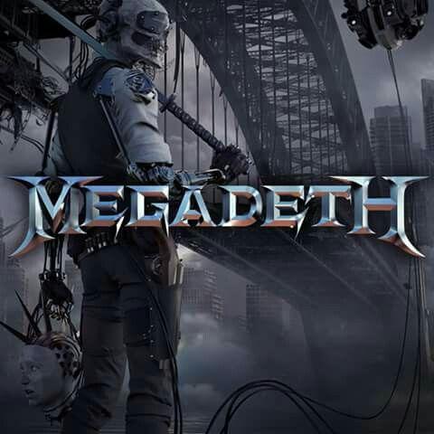 Megadeth release January 22 2015