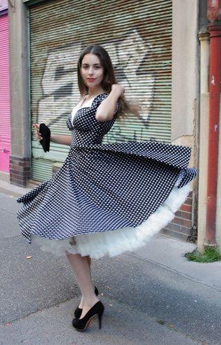 Doris Design petticoat