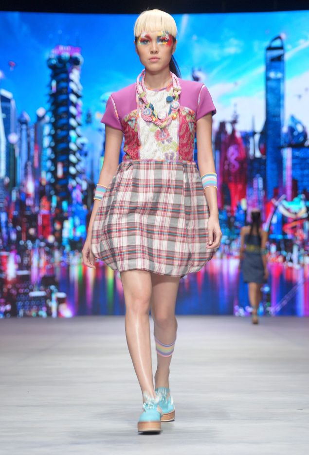 IFW 2015 – Lenny Agustin – The Actual Style