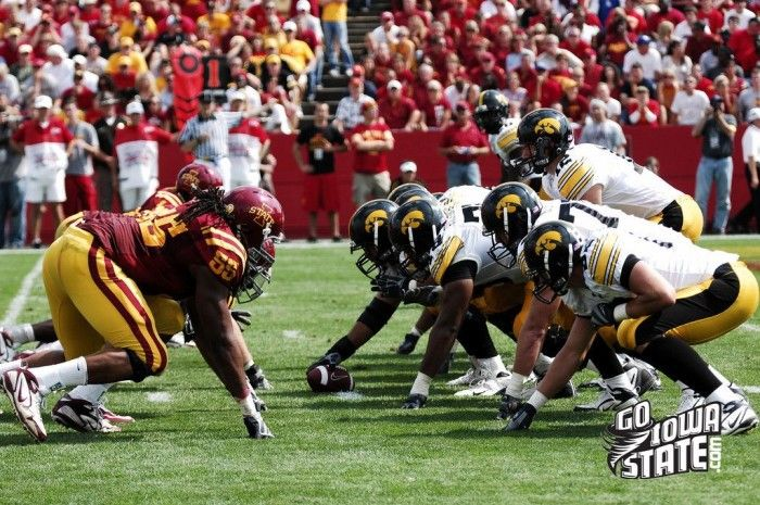 9. Or the Iowa vs Iowa State game?
