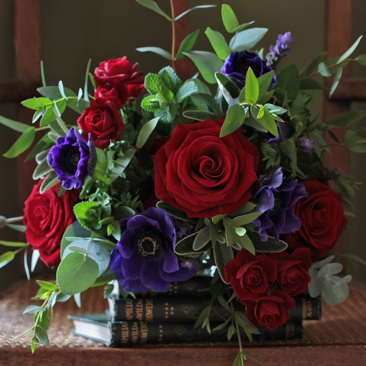 25 best Real Valentine\'s Day Flowers images on Pinterest | Flower ...