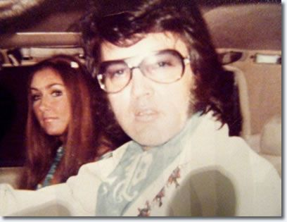July 6, 1972 - Through George Klein, Elvis is introduced to Linda Thompson Elvis Presley Video at the Memphian. He sees her again the following night and is captivated by her beauty and sense of humor, but is prevented for the time being from following up when she goes off on a three week family vacation.