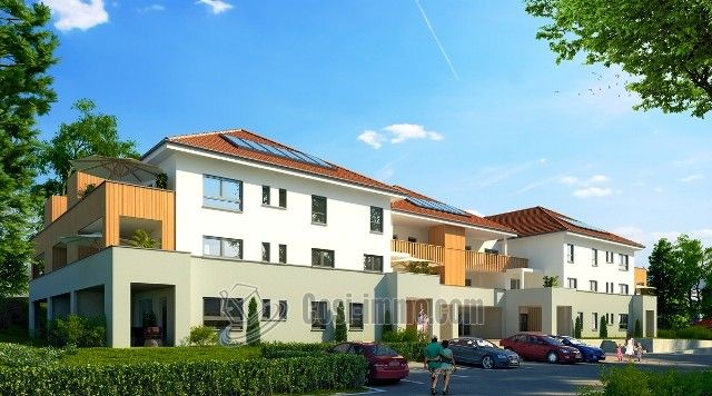 Ref. CI-1548 - ANNONCE IMMOBILIERE APPARTEMENT 2 PIECES A CHEVRY 01170