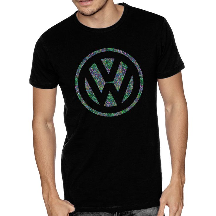Franela logo VW Holografico Volkswagen, Mens Tops, T Shirt, Art, Fashion, Beetle, Flannels, Creativity, Supreme T Shirt