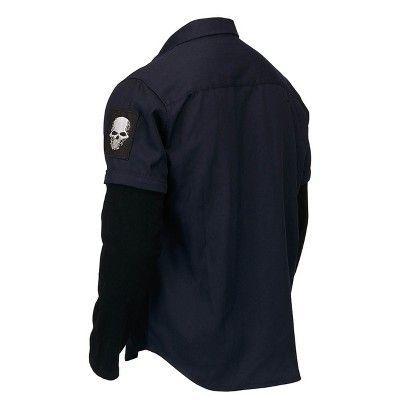 Men's Tom Clancy's Ghost Recon Wildlands Dress Shirt - Large, Black