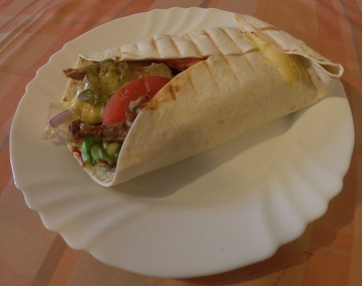 Kebab jakiego nie dostaniecie na mieście ;) | blog dla faceta
