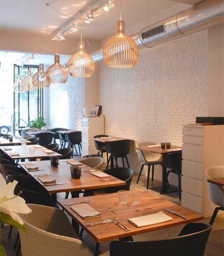 Restaurant L'épicerie du Cirque te Antwerpen, voor een frisse en hedendaagse keuken in de levendige Volkstraat! - L'Epicerie du Cirque Bvba Ragueneau - Antwerpen