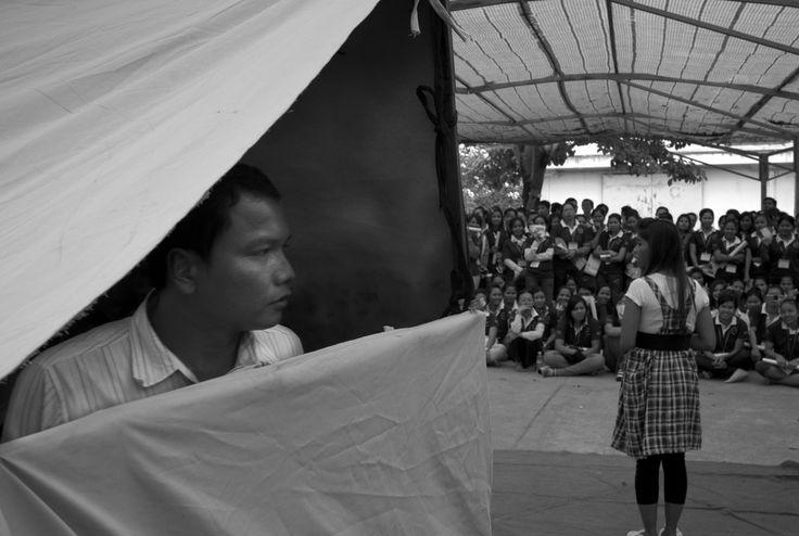 John Vink  CAMBODIA. Phnom Penh. 23/01/2011
