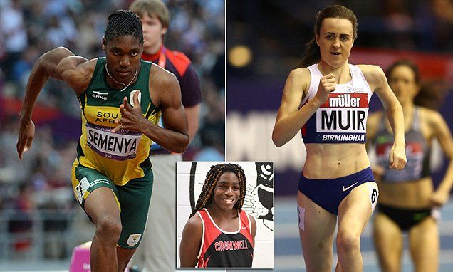As divisive athlete Caster Semenya gets set to take on Britain's new track star Laura Muir at the World Championships, how gender issues are convulsing women's sport
