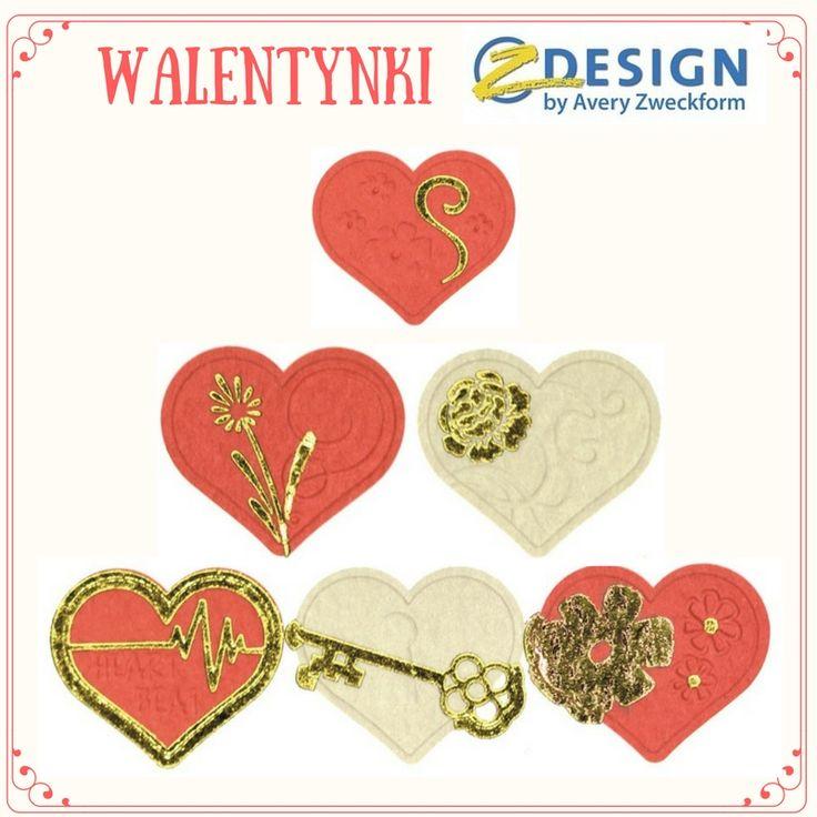 Naklejki Z Design na Walentynki Kod: 57025