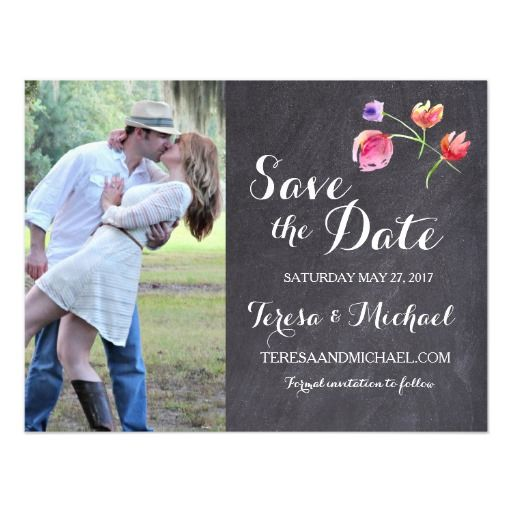 204 best images about chalkboard save the date invitations on, Wedding invitations