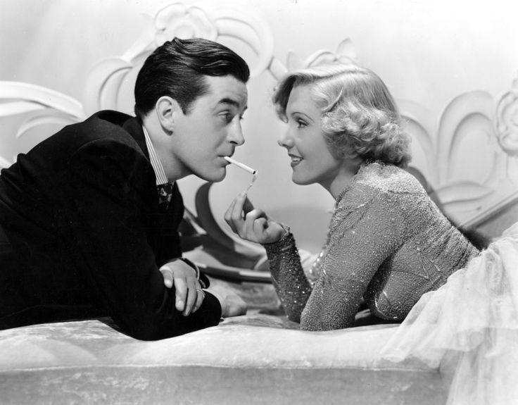 Ray Milland And Jean Arthur In Easy Living 1937