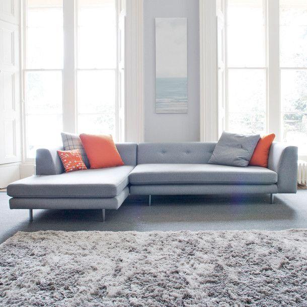 Best 25 Corner Sofa Design Ideas On Pinterest