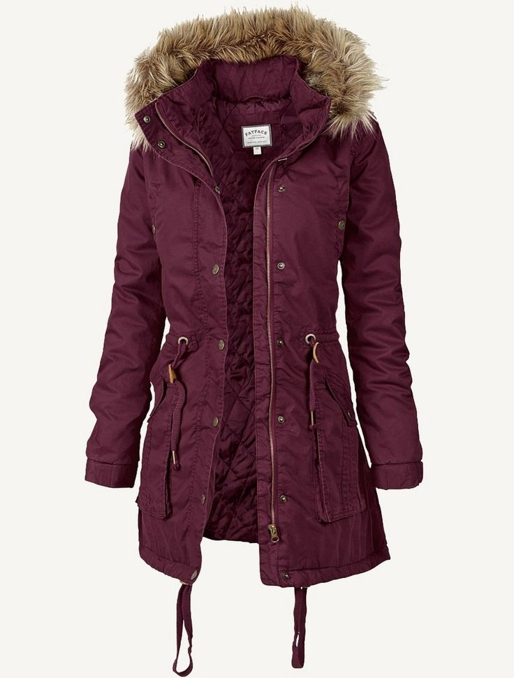Greenwich Parka - Not sure which colour to go for, standard black or burgundy..or khaki