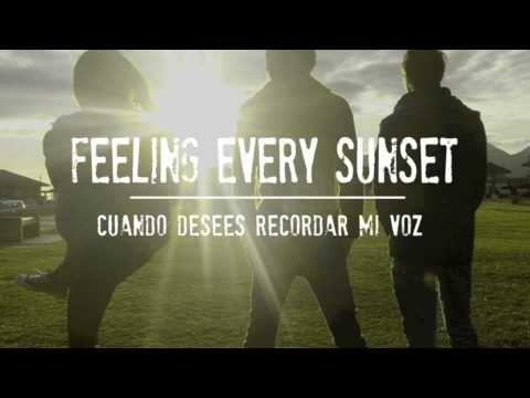 Feeling Every Sunset - Animor (acustica)