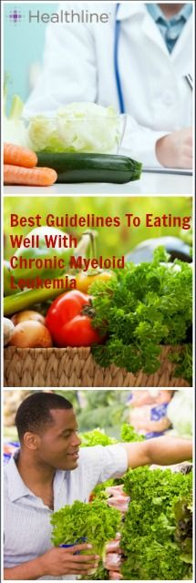 Eating a healthy diet during and after Chronic Myeloid Leukemia treatment is important to the body's recovery. Discover the best tips with our nutritional guidelines