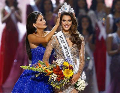 Miss Universe 2017: Miss South Africa receives the crown   Miss South AfricaDemi-Leigh Nel-Petershas been crowned Miss Universe 2017. Nel-Peters beat  out first runner-up Miss ColombiaLaura Gonzálezand second runner-up Miss JamaicaDavina Bennettfor the crown Sunday night in Las Vegas. Nel-Peters 22 recently earned her degree in business management at North-West University.  During a pre-taped interview theWestern Cape nativetalked about how her experience being held at gunpointmade her…