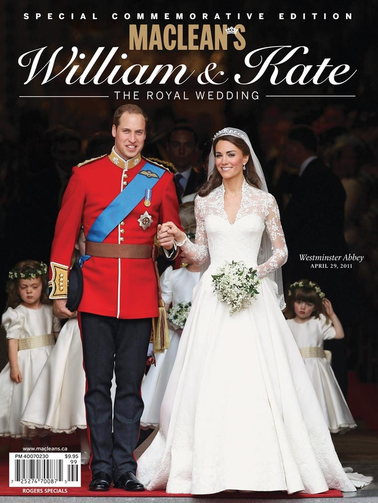 Canadian Cover Awards 2017 Winner Sips And New Magazines Maclean S Royal Wedding