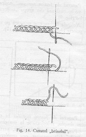 tehnici de cusut