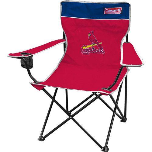 St. Louis Cardinals MLB Broadband Quad Tailgate Chair