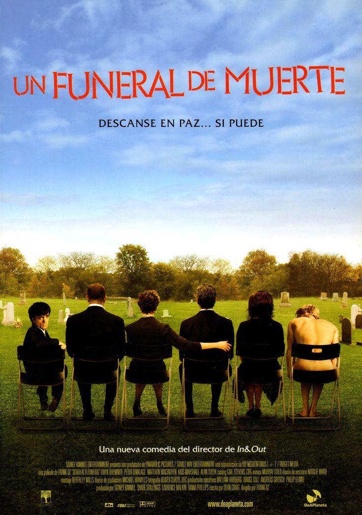 Un funeral de muerte - Death at a funeral