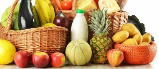 Clasificación de los alimentos en la dieta sin gluten