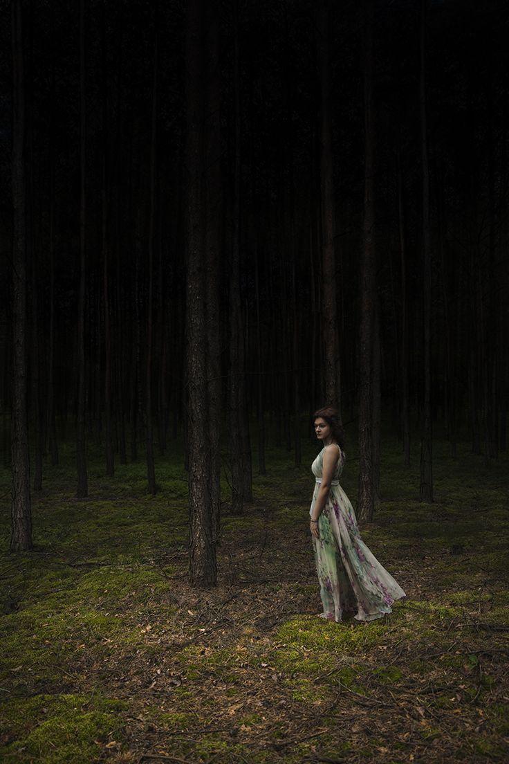 Photographer/Stylist/Retoucher: Rysaa ART Model: Małgorzata Adamczyk