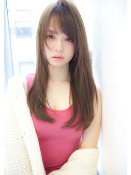 愛おしさ100点♡生まれつき美少女に見える「清純ストレート」ヘアカタログ (2ページ目)|MERY [メリー]