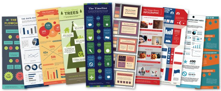 10 Free Infographic Templates in PowerPoint Learn how to create professional infographics for your blog or website