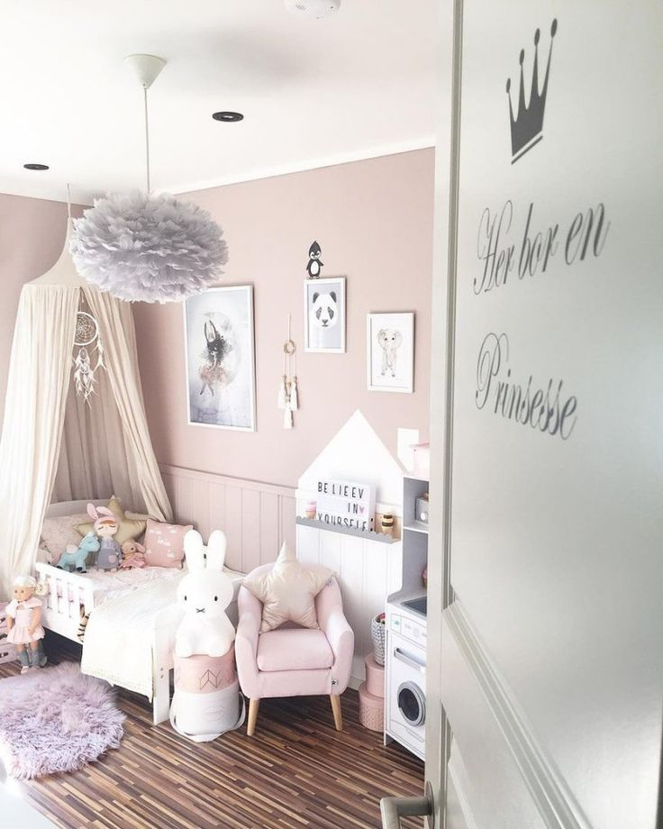 How do you like this design of children's? Ideas in pink color
