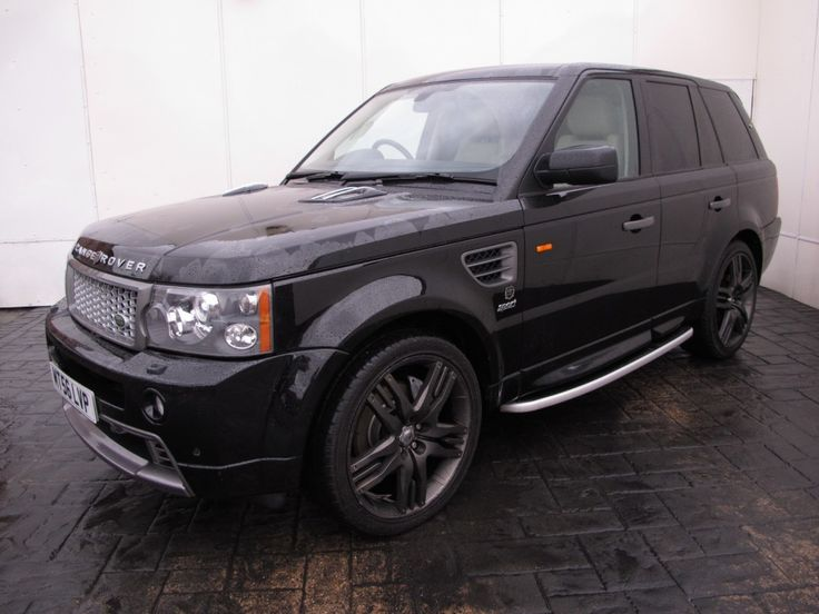 "2006 56 Reg Land Rover Range Rover Sport 2.7 TDV6 HSE HST BODYKIT, FULL LEATHER, FSH, 22"" ALLOYS, SIDE STEPS Used Car For Sale"