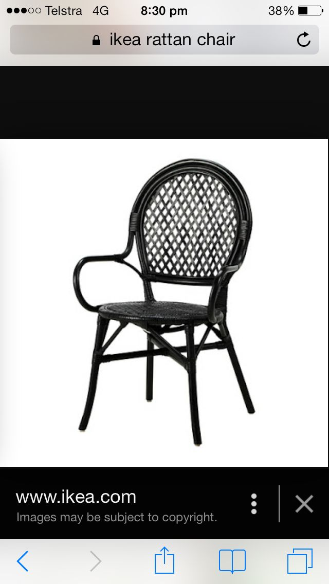 My dining chairs!