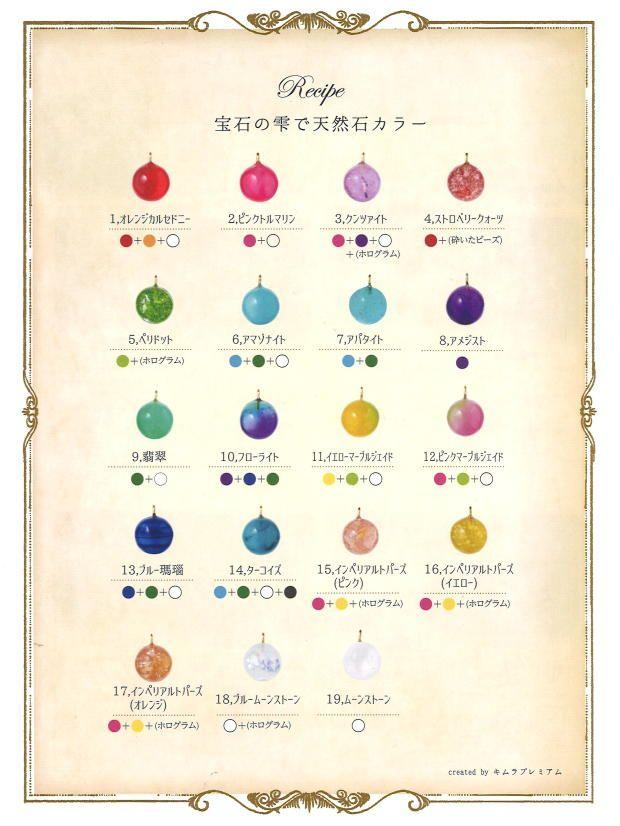 【楽天市場】【新作】UVレジン着色剤 宝石の雫 10ml【PADICO】【レジン】【ゆうパケット可】10P27May16:Hearty