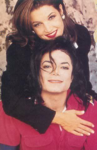 Lisa Marie Michael Jackson