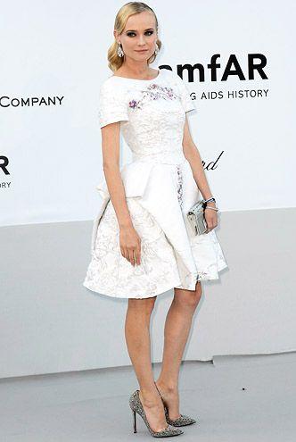 Diane Kruger in Chanel Resort