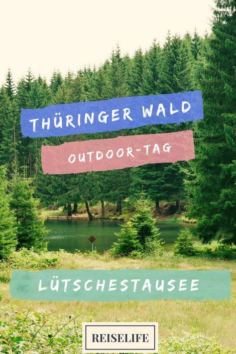Wandern im Thüringer Wald ein bezaubernder Weg zur