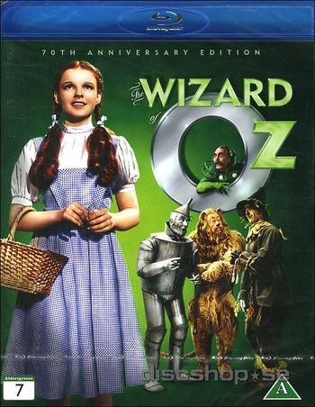 Trollkarlen från Oz (Blu-ray)