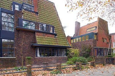 Woonhuizen, Nassaulaan Groningen 1928