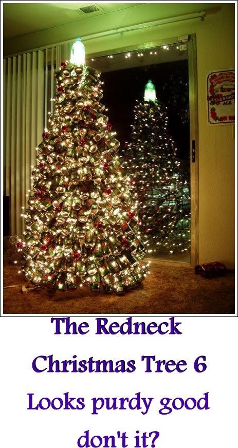 30 Best You Might Be A Redneck Images On Pinterest Rednecks  - Redneck Christmas Tree Decorations