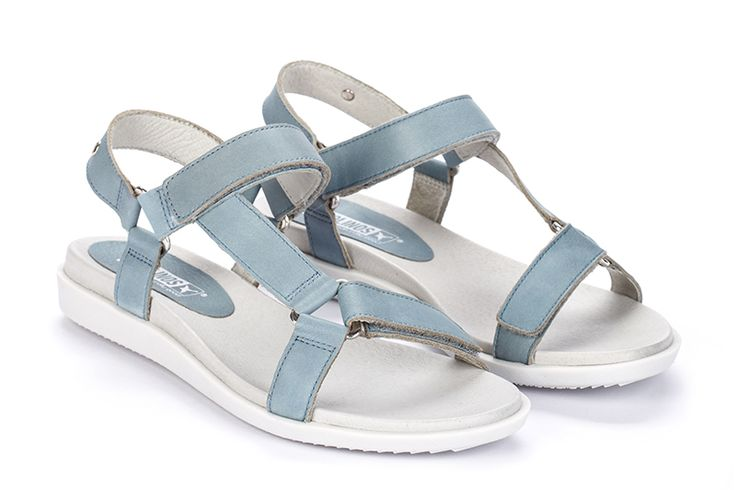 ZAFIRO mujer acolchada Espalda cierre de Velcro Cuero Confort Casual Mujer Zapato - Negro, 3 UK