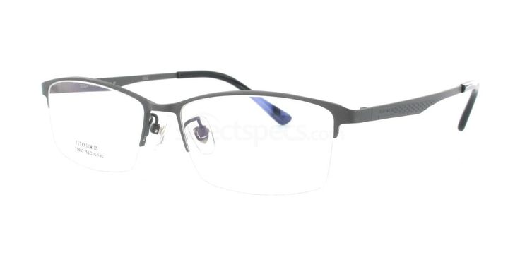Tesla Pure Titanium T5603 glasses   Free lenses   SelectSpecs