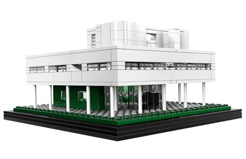 Cant wait to get this!  LEGO Architecture: Villa Savoye
