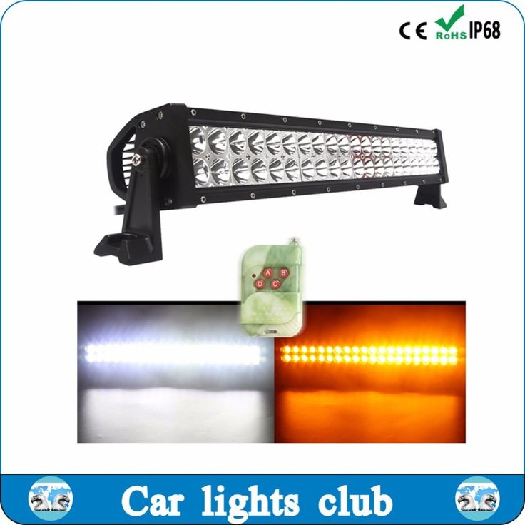 4x4 Led Car Light, Curved Led Light bar Off road, auto led light arch bent